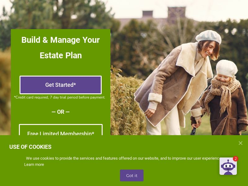 Gentreo Estate Planning (US) (CPL) (No Rebrokering) (Personal Approval)