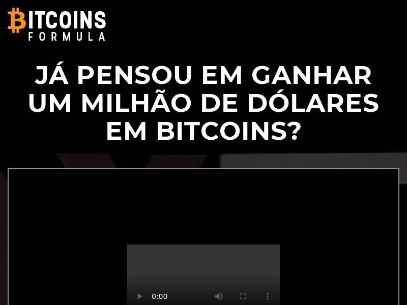 Bitcoins Formula - PT