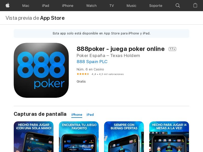 Poker_IOS_Portugal_FTD
