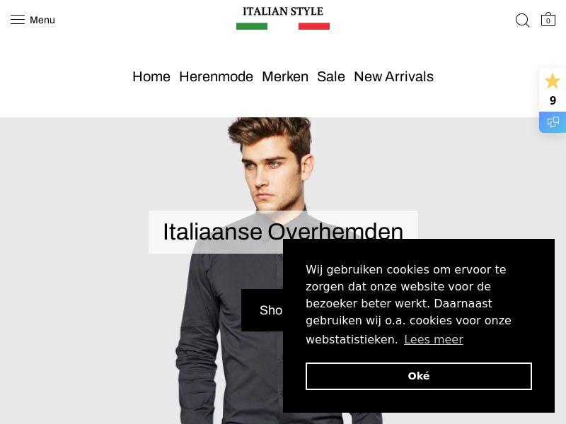 Italian Style - NL (NL), [CPS]