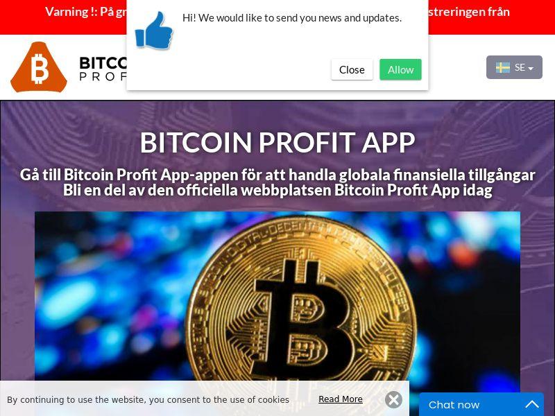 Bitcoin Profit App Swedish 2848