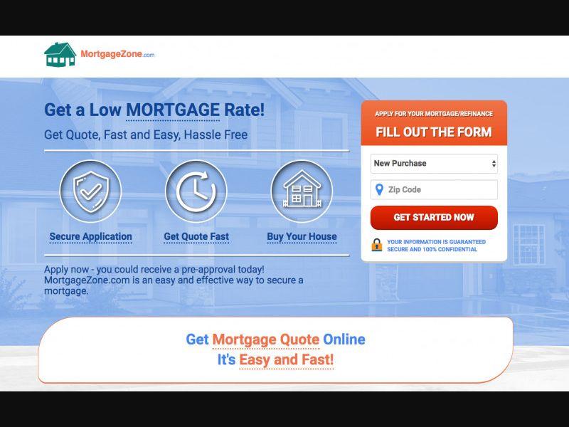 Mortgage Zone - SOI - CPL