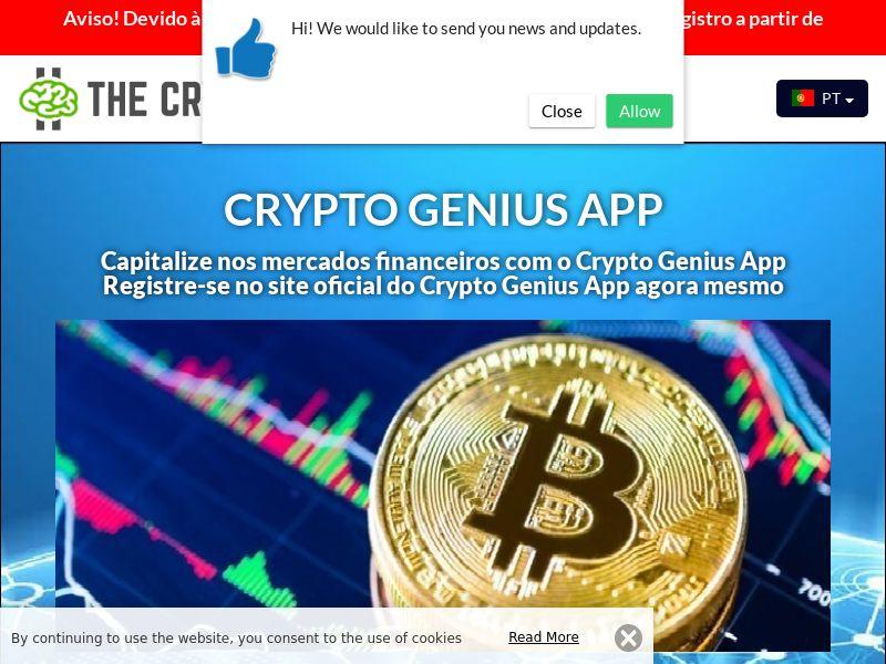 Crypto Genius App Portuguese 2739