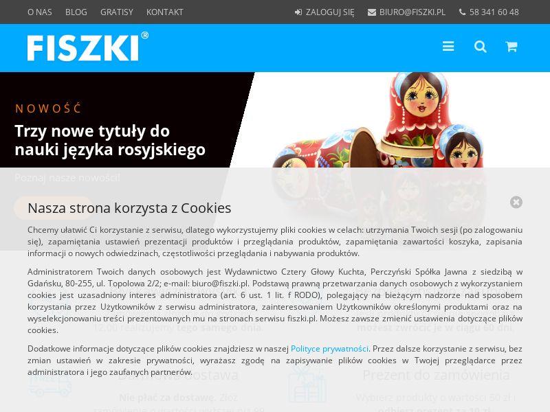 Fiszki - PL (PL), [CPS], Knowledge, Trainings, Tutorials, Sell, guide