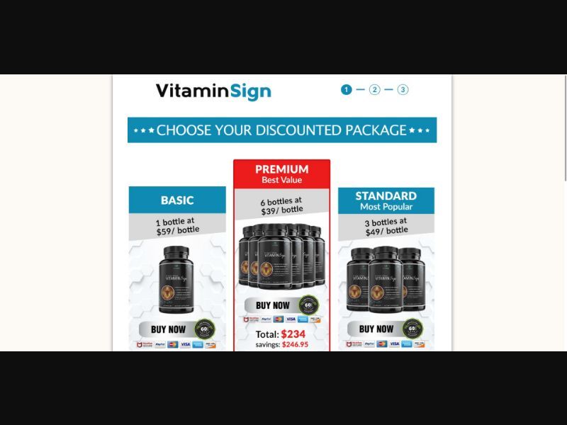Cell Grail Vitamin Sign - Health - SS - [All GEOs]