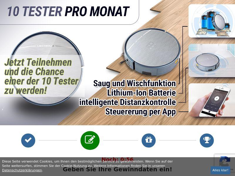 11954) [WEB+WAP] Saugrobot Testen - DE - CPL