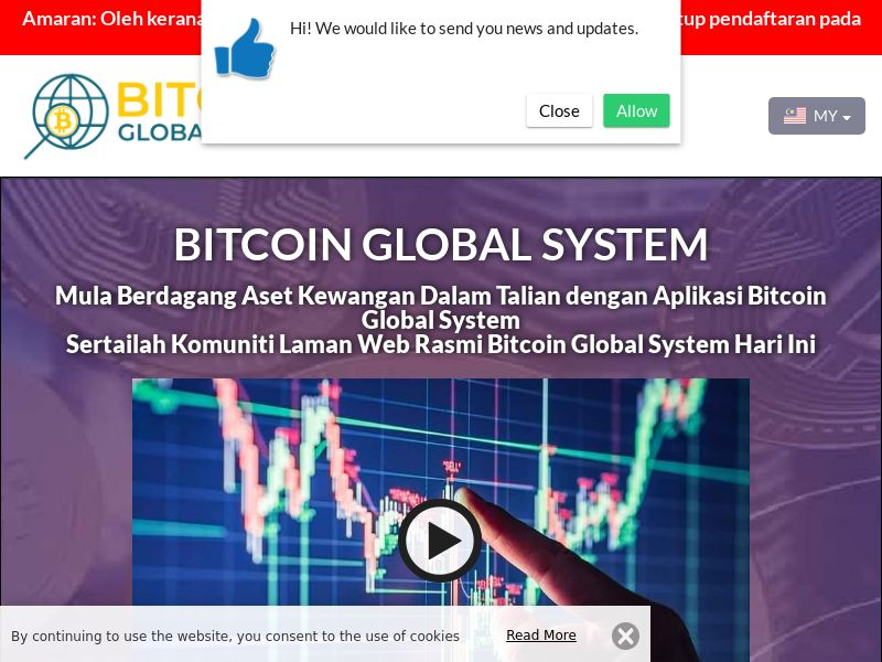 The Bitcoin Global System Malay 2711