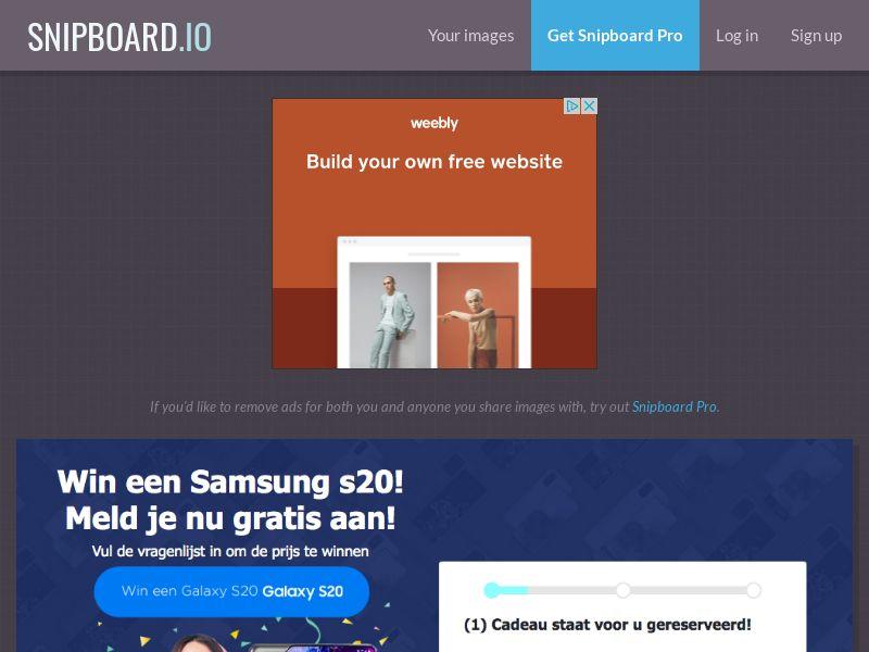 WinAds - Samsung Galaxy S20 NL - SOI