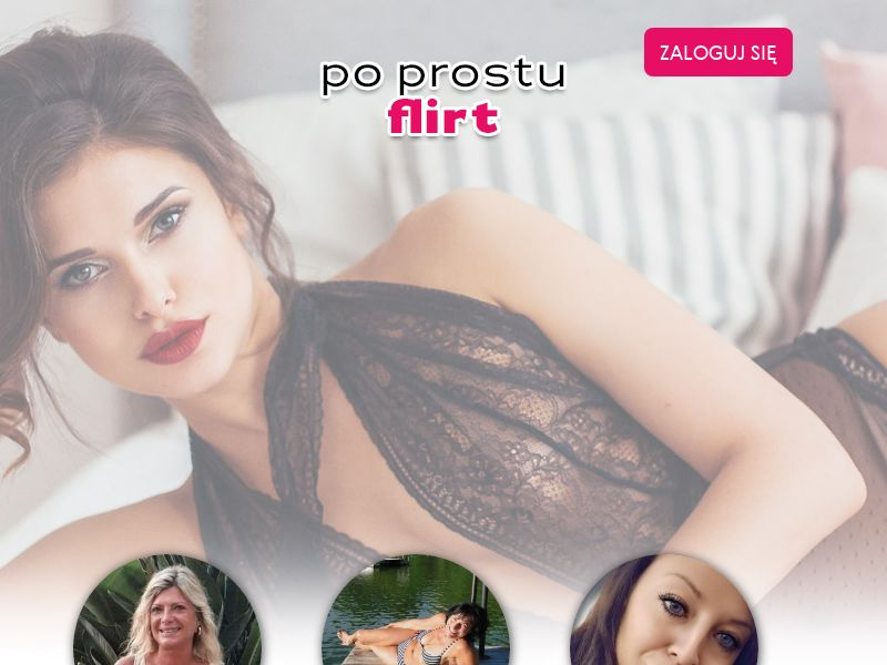Poprostuflirt - PL (PL), [CPL], For Adult, Dating, Content +18, Double Opt-In, Email Submit, women, date, sex, sexy, tinder, flirt