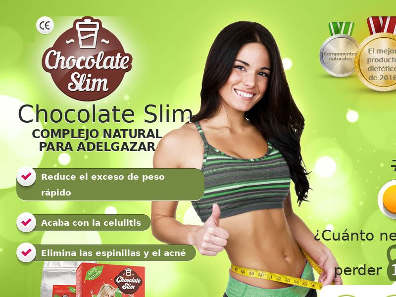 Chocolate Slim - ES (ES), [COD], Health and Beauty, Supplements, Sell, coronavirus, corona, virus, keto, diet, weight, fitness, face mask