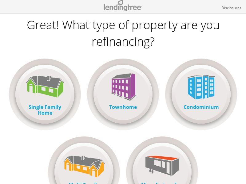 Lending Tree - Express Refinance Prime