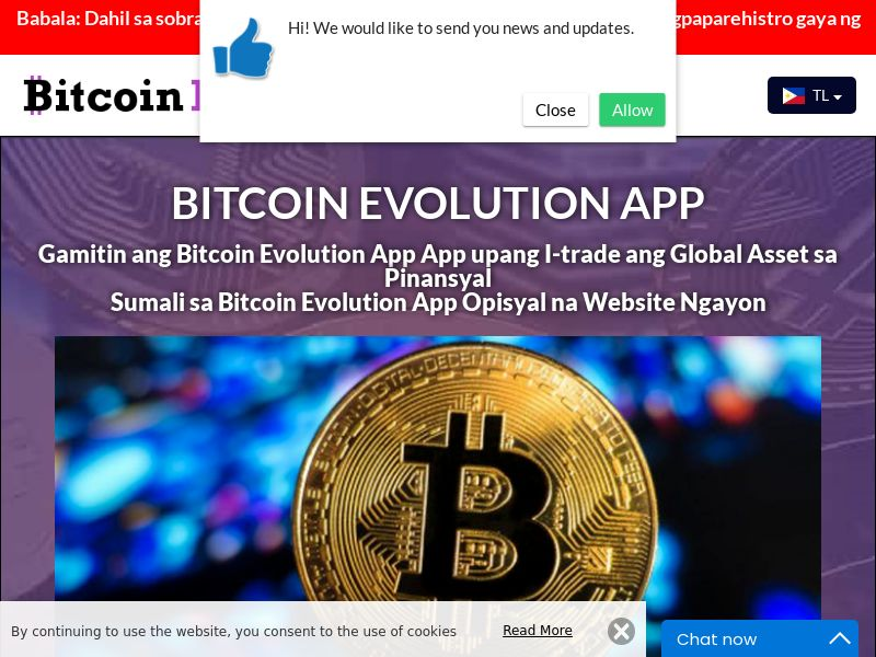 The Bitcoin Evolution Filipino 2420