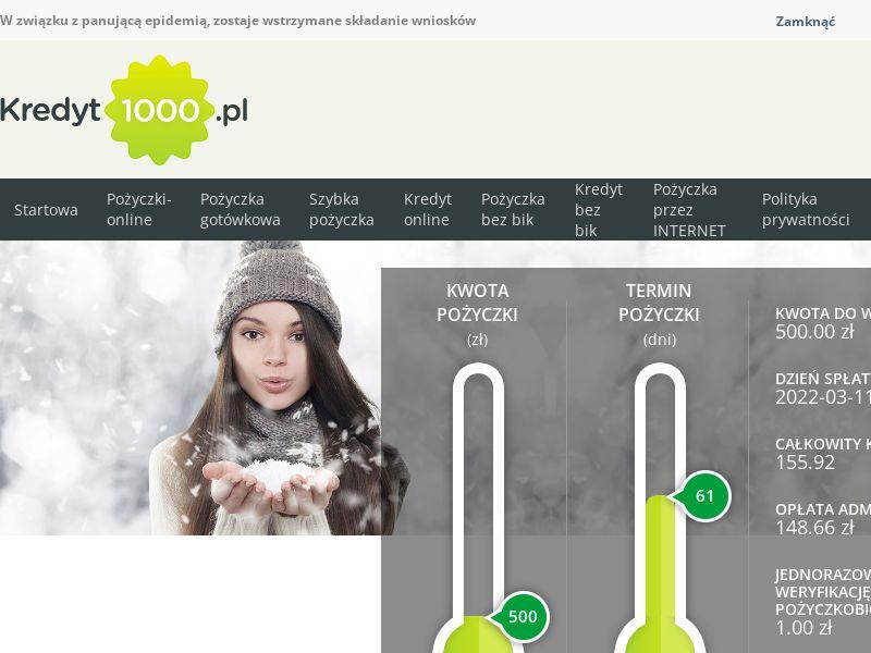 kredyt1000 (kredyt1000.pl)