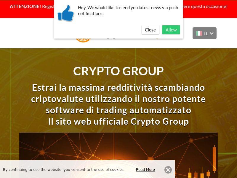 The Crypto Group Italian 3104