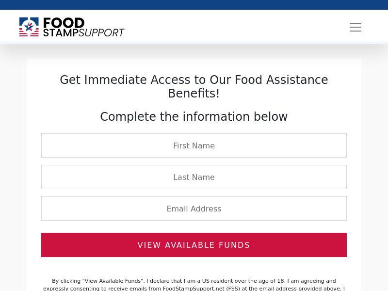 FoodStampSupport.net | US