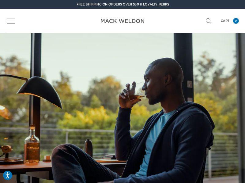 Mack Weldon US