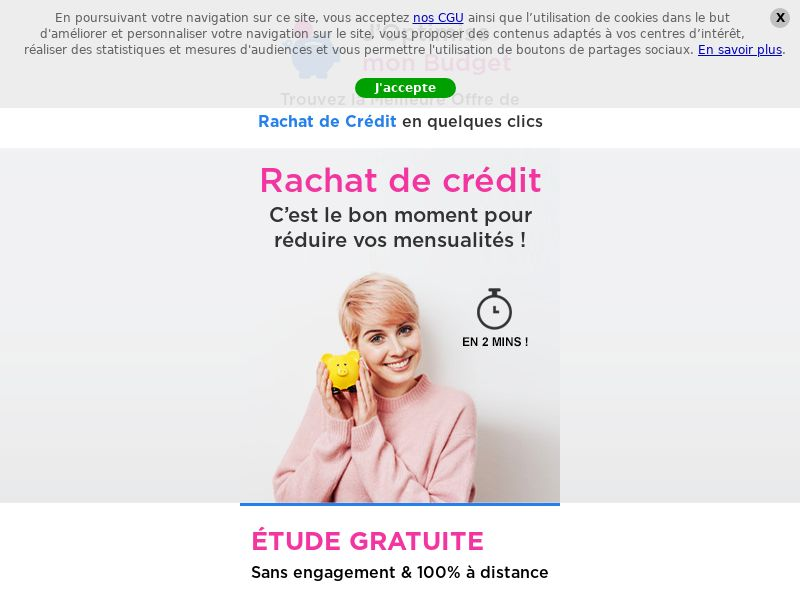 12411) [EMAIL] Je Regroupe mes Crédits MAY - FR - CPL