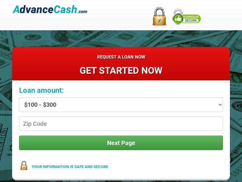 US - Advance Cash - SOI - CPL