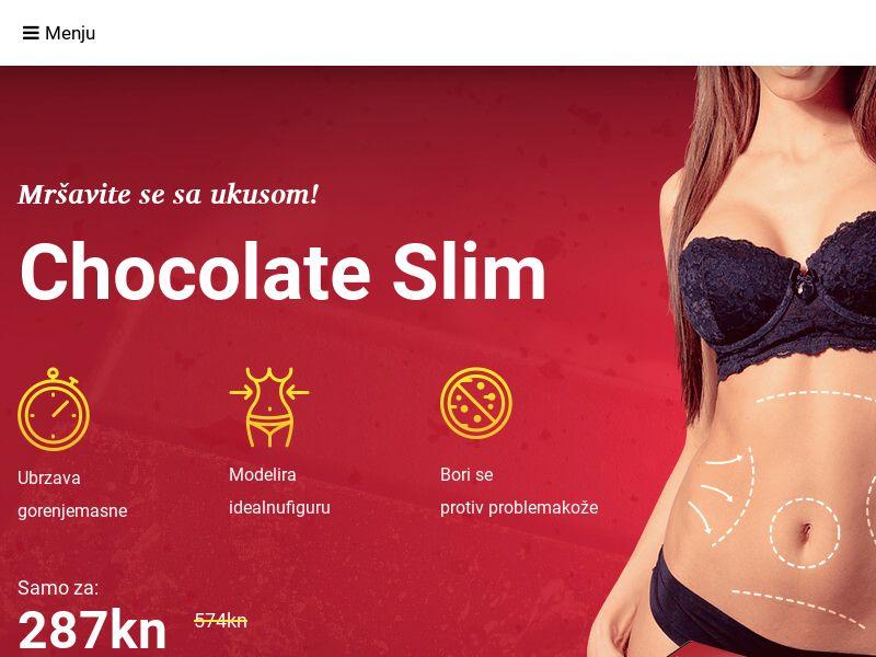 Chocolate Slim HR - weight loss treatment
