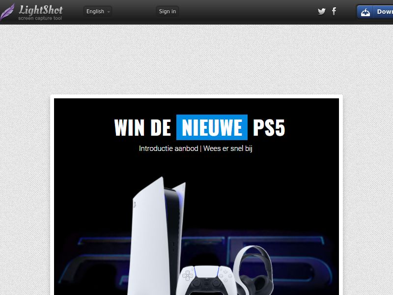 Portal Leads - Playstation 5 (NL) (Personal Approval)