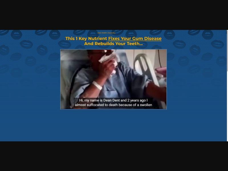DentaFend - VSL - Health - SS - [All GEOs]