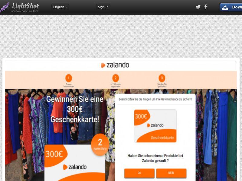Wildleads - Zalando (DE) (CPL) (Personal Approval)