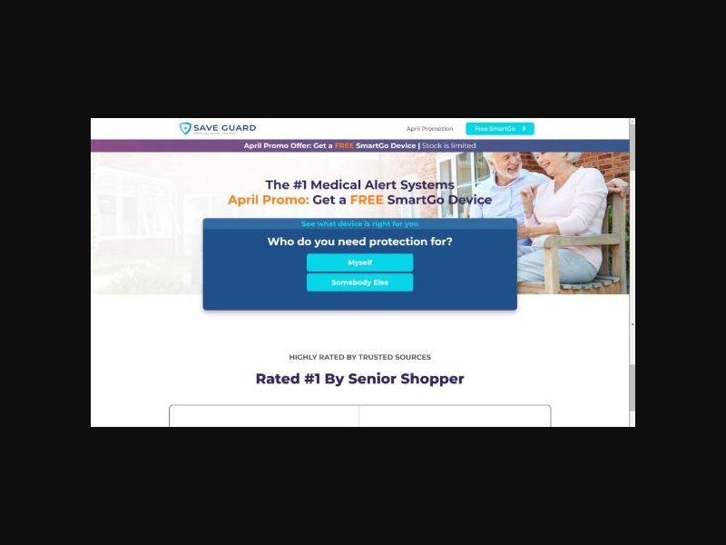Save Guard Medical Alert Device - US