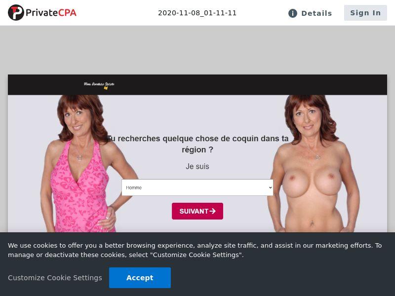 MonAventureSecrete [WEB] (DOI) | BE (fr)
