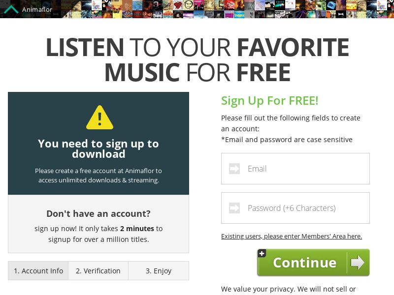 AdCenter Music Play/Download (AU) - CPA, Free Trial, CC Submit, Multi-Geo