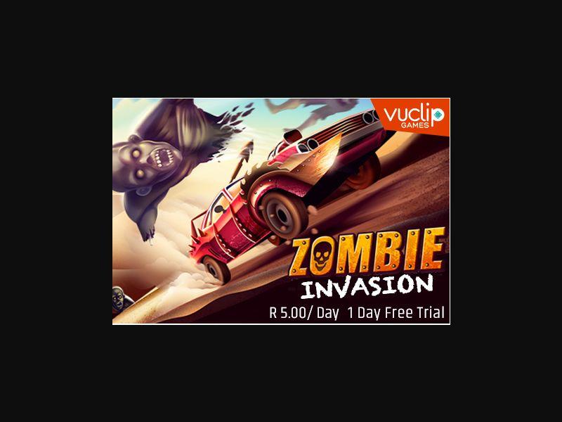 Zombie Invasion (ZA)