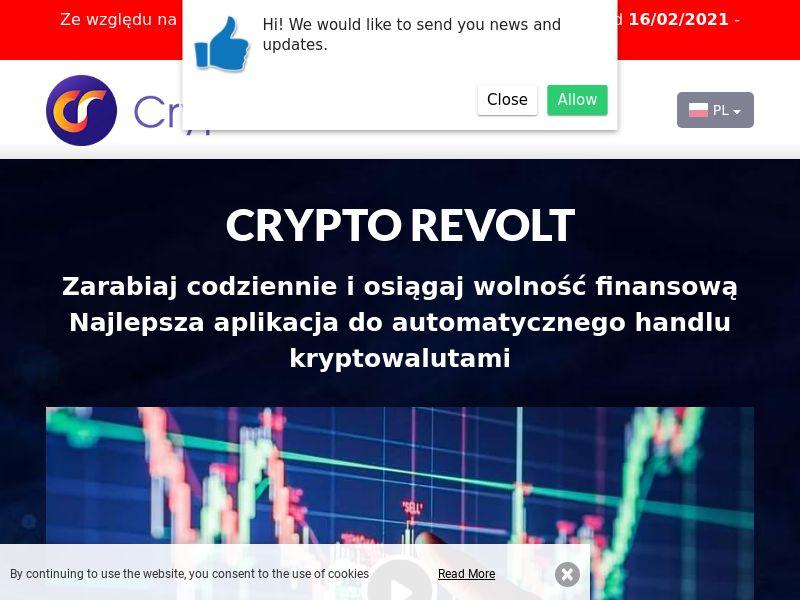Crypto Revolt Polish 2142