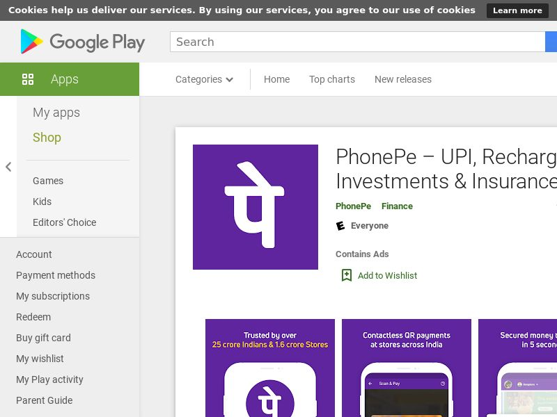 PhonePe Android - IN