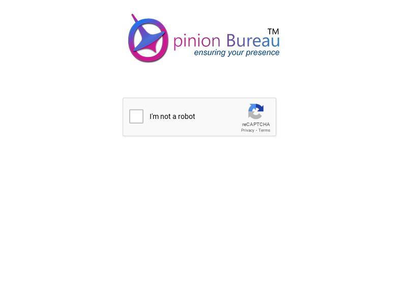 Opinion Bureau - DE