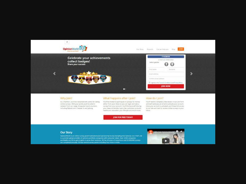 OpinionWorld - CP1C (IN)