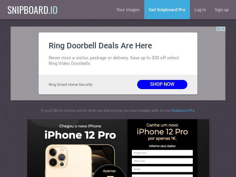SteadyBusiness - iPhone 12 Pro LP62 PT - CC Submit