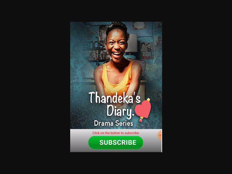 Thandeka's Diary (ZA)