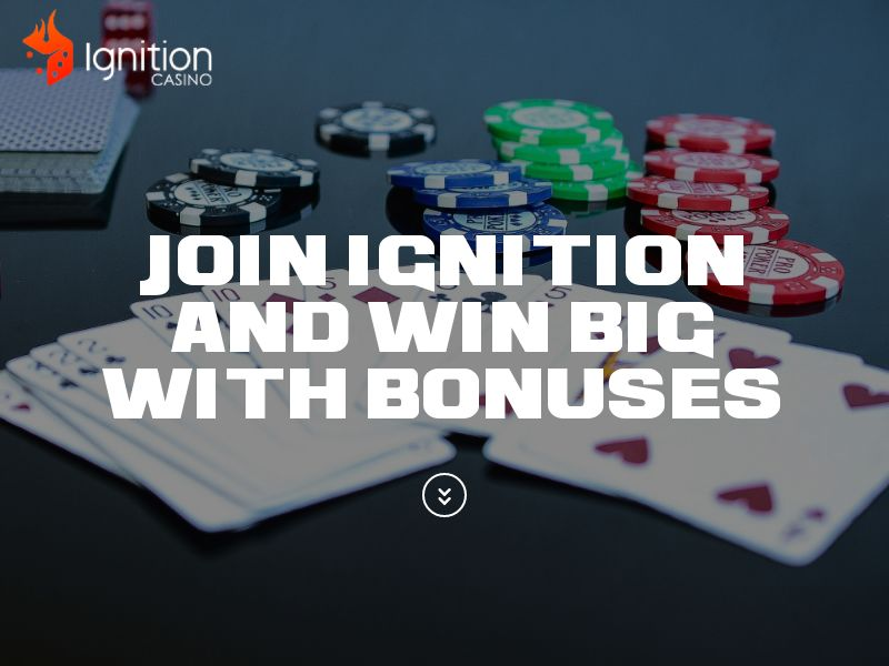 Ignition Casino - Casino - AU - (CPA)