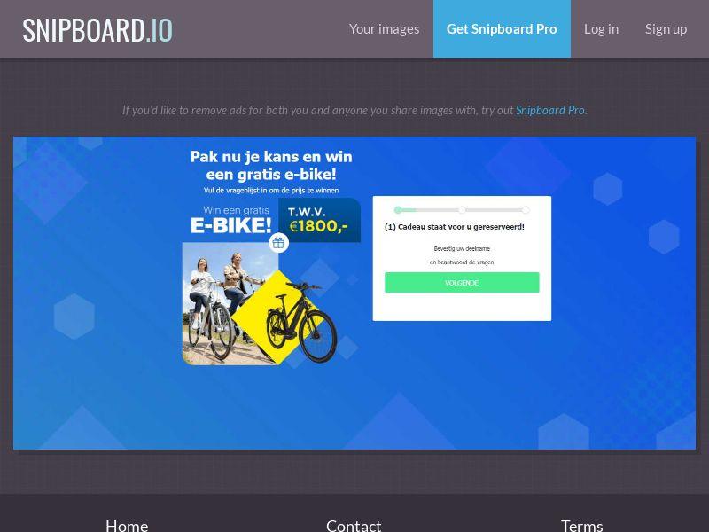 39530 - NL - WinAds - E-Bike - SOI