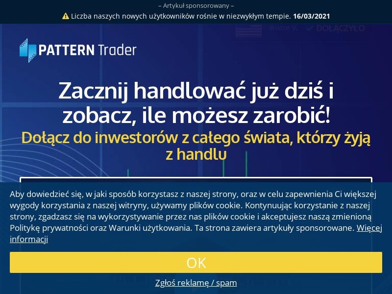 Pattern Trader - SI 2