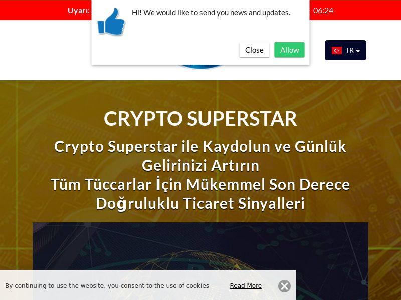 Crypto Superstar Turkish 2131