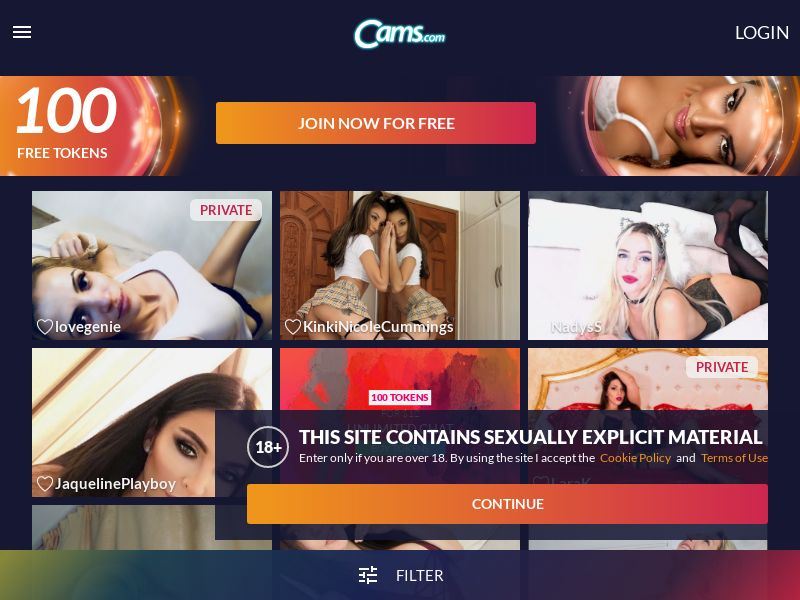 CAMS.com - CPS