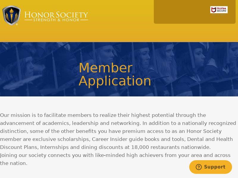 Honor Society - Educational - US