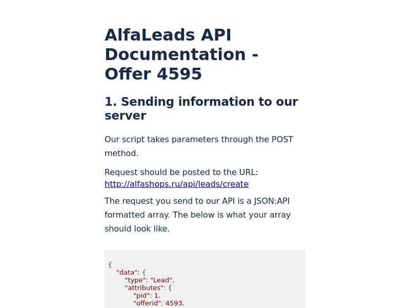 Relation Sans Pris De Tete - CPL SOI - API - [FR]