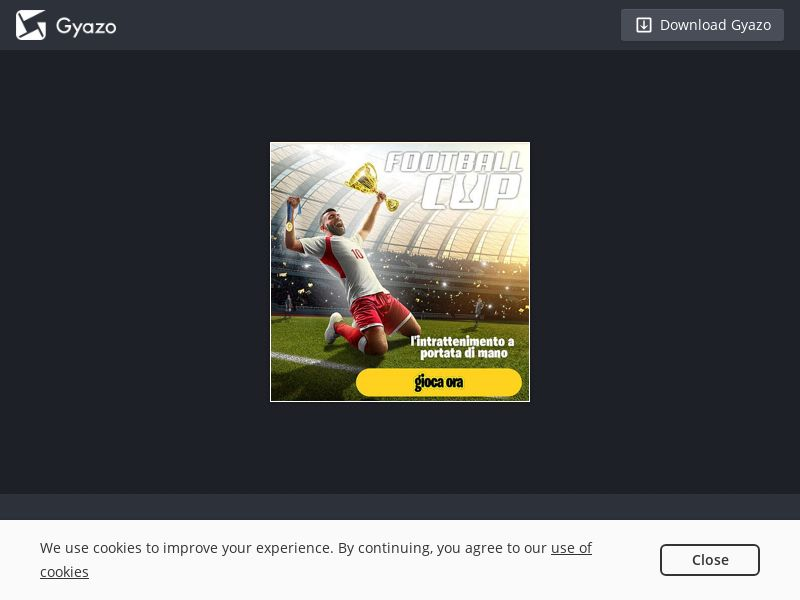 Megaplay Football Cup (TIM) IT | 2-Click
