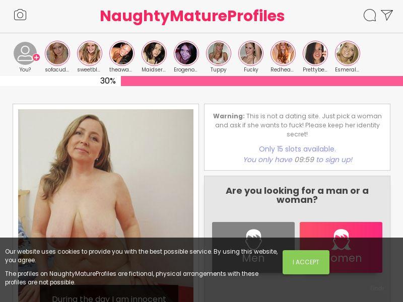 NaughtyMatureProfiles