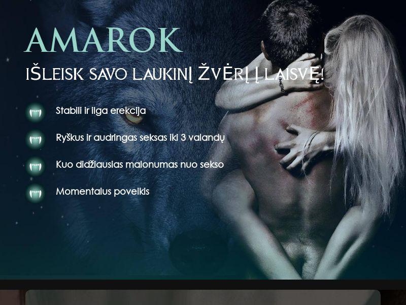 Amarok LT - potency treatment product