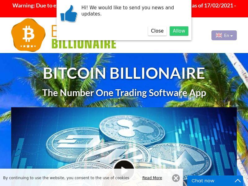 Bitcoin Billionaire Pro English 1087 3074 Organic