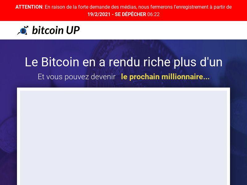 BitcoinUP - BE