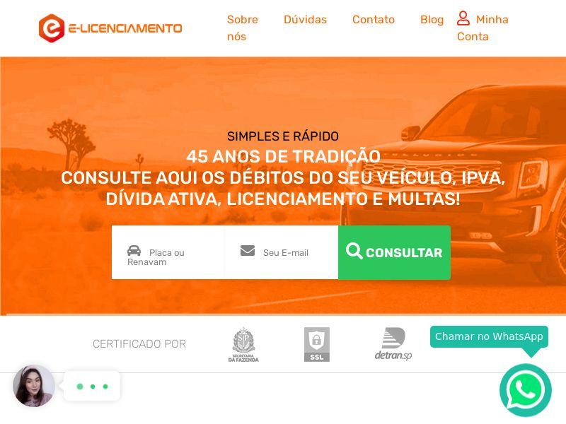 E-licenciamento BR CPL