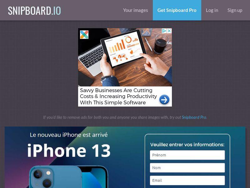 43151 - FR - FR - iPhone 13 - LP90